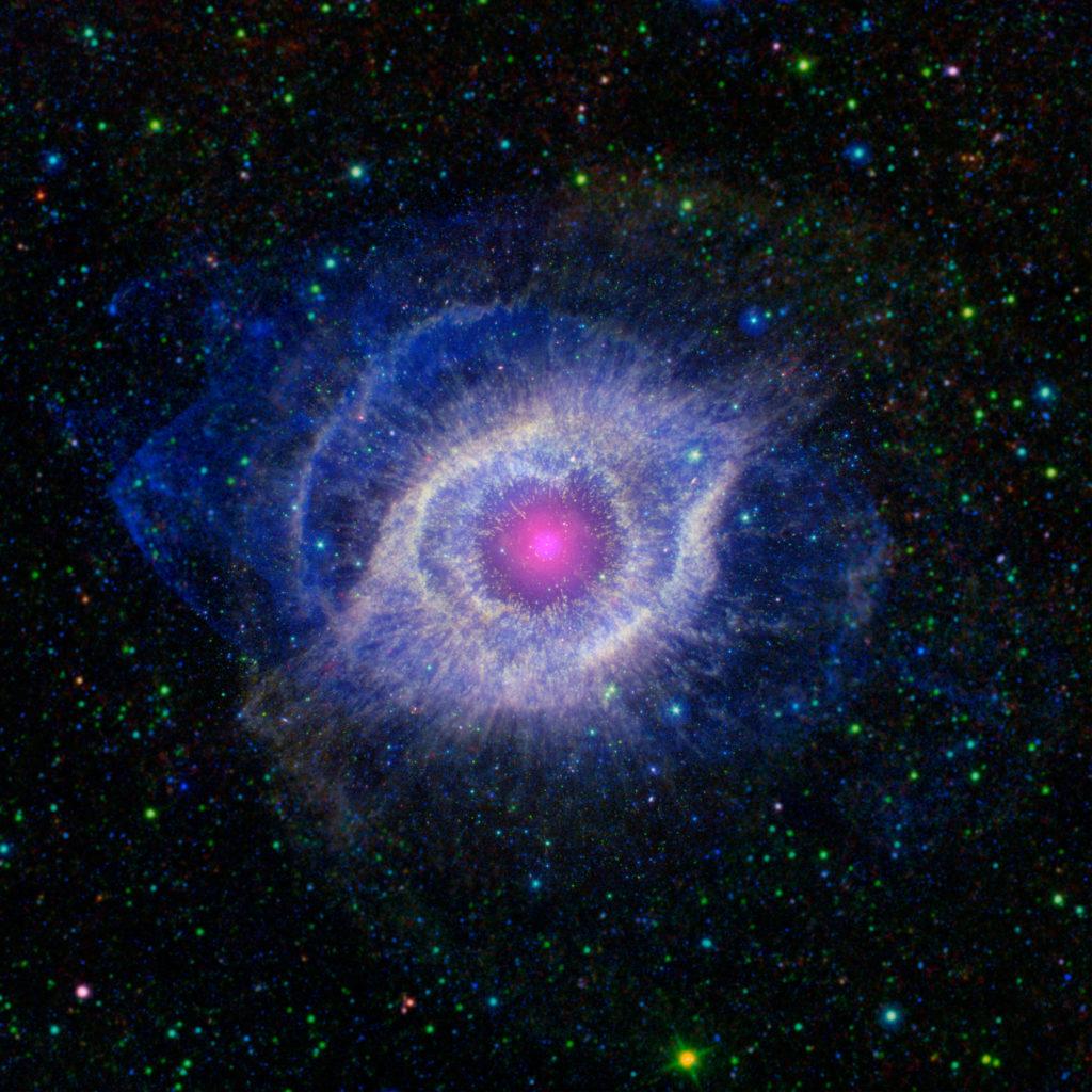 Helix Nebula, nasa.gov