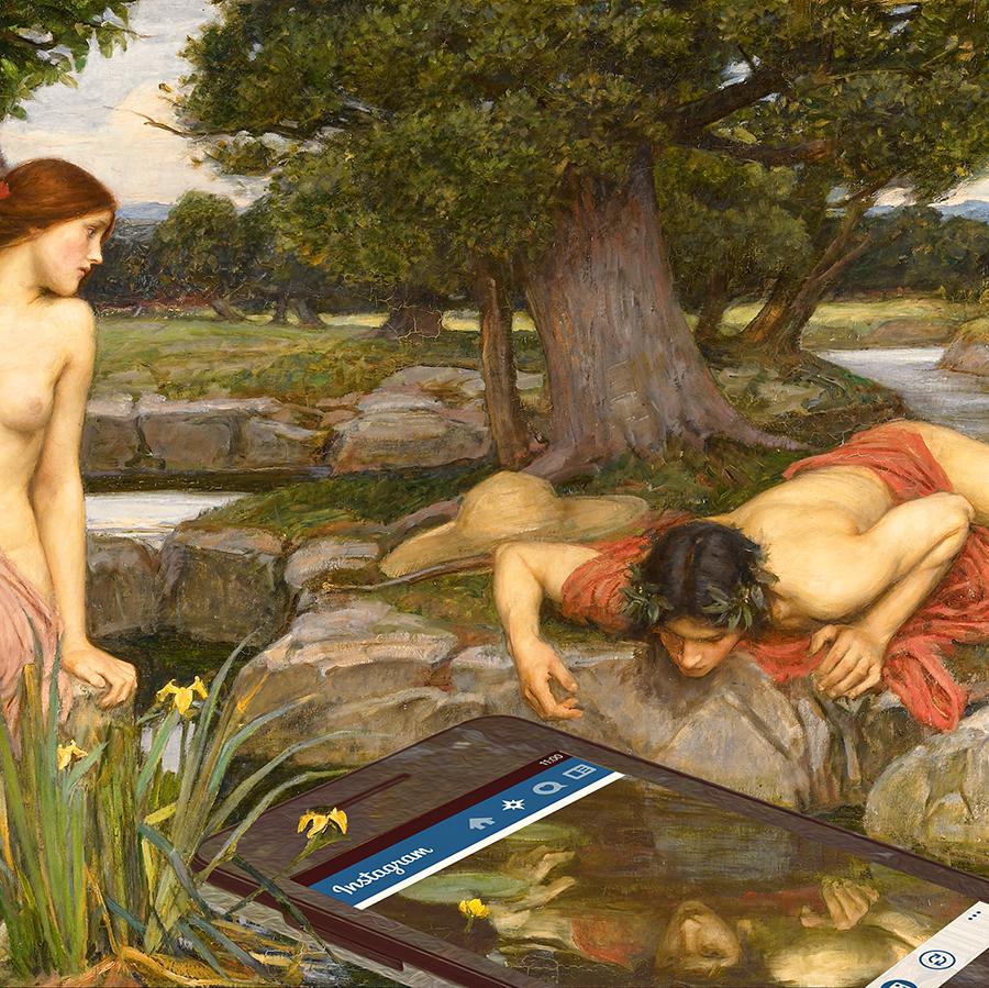 Narcissus by @dancretu