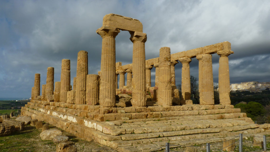 Agrigento - Temple of Hera 2 (CC BY-NC 2.0)