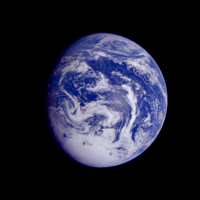 Earth - Pacific Ocean, nasa.gov